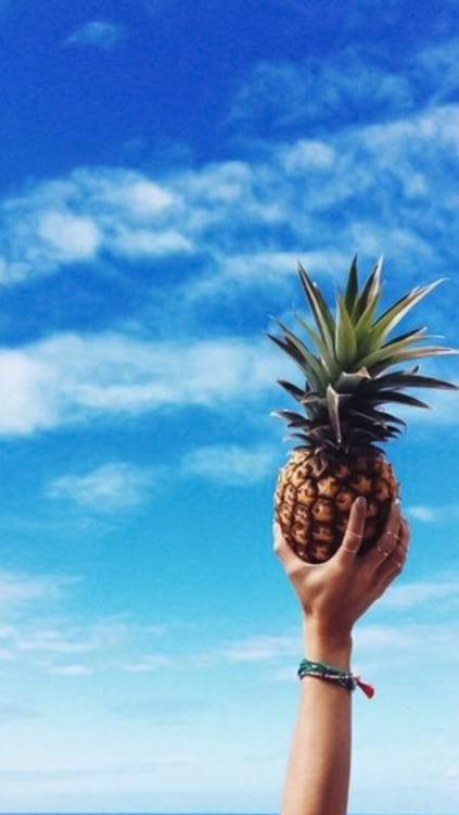Cute Wallpapers Of Pineapples Pineapple Wallpaper Tumblr