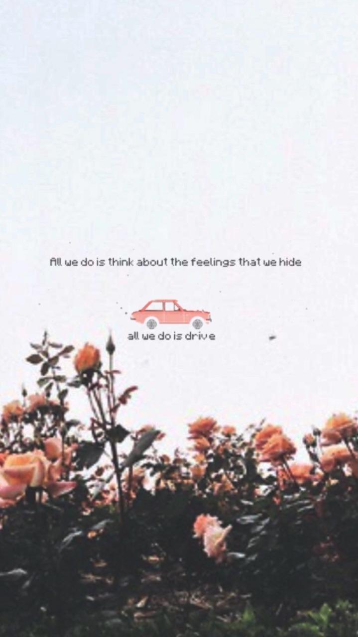 Halsey Wallpaper Quotes Badlands Lockscreens