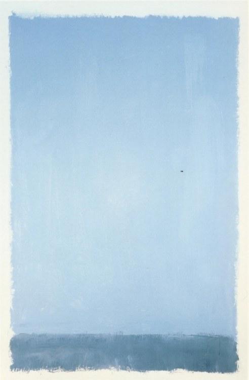 """stylerain:""""Untitled"""", 1969, Mark Rothko."""