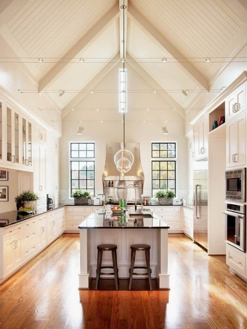 Modern Kitchen Island Lights Pretty Kitchens.