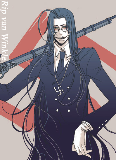 Girl Alucard Wallpaper Anime Van Hellsing Tumblr
