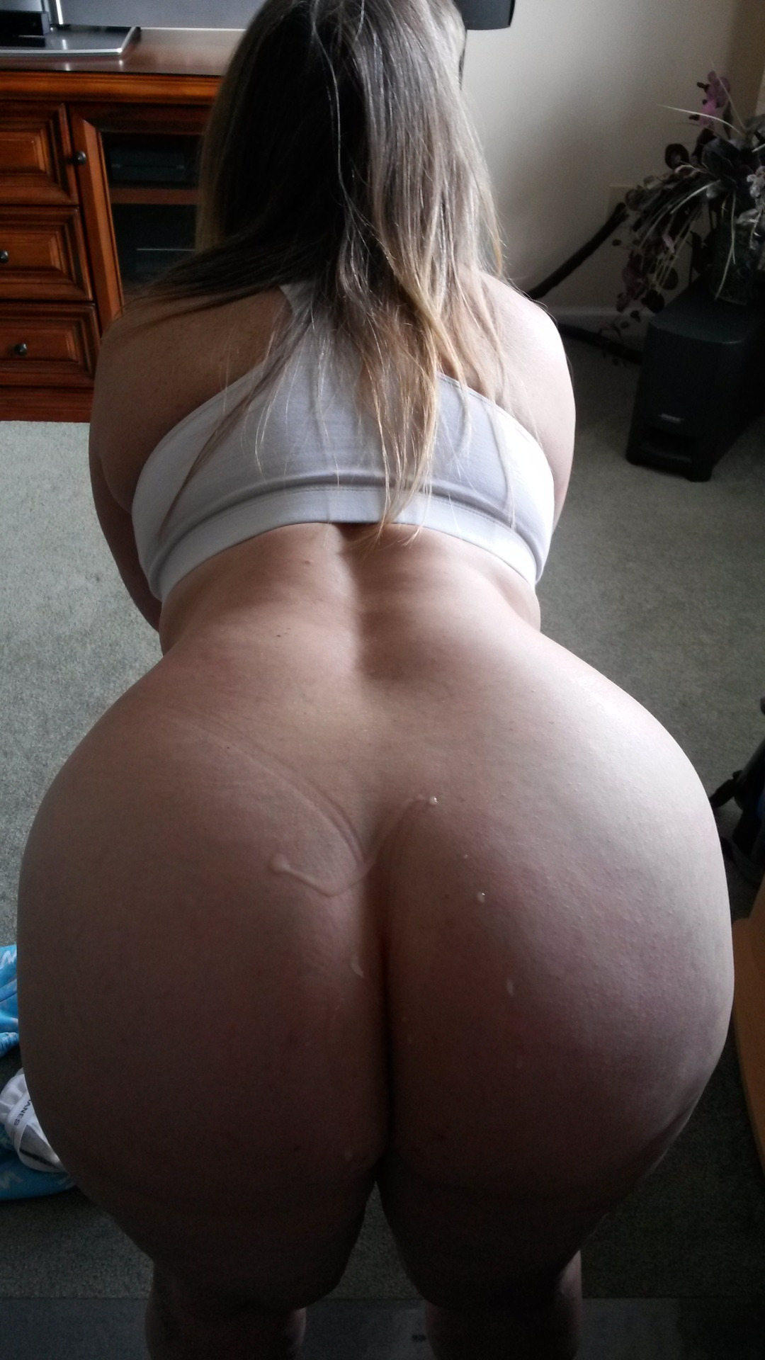 nice big ass wife