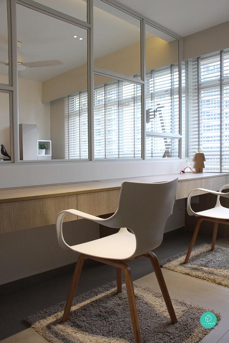 Interior designer wee studio location tampines hdb cost of renovation 65 000