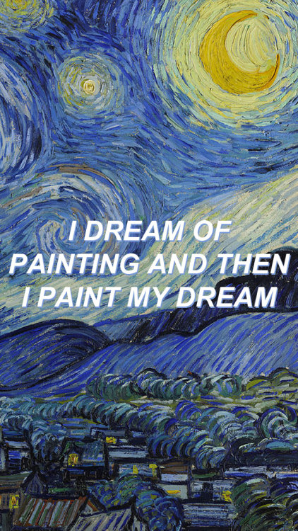 Vincent Van Gogh Quotes Wallpaper Vincent Van Gogh Wallpaper Tumblr