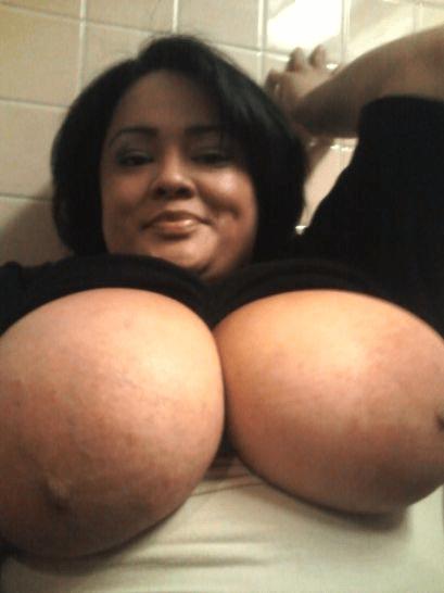 beautiful big natural breasts