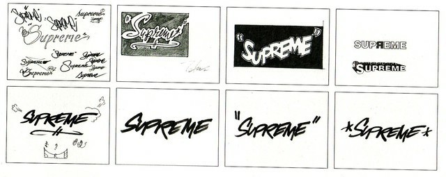 Supreme 3M Trump Box Logo Sample 2003 Supreme Pinterest - claim template letter