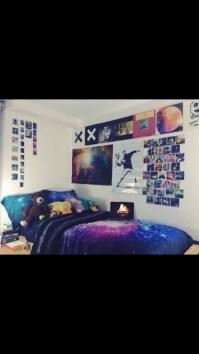 galaxy bed set | Tumblr