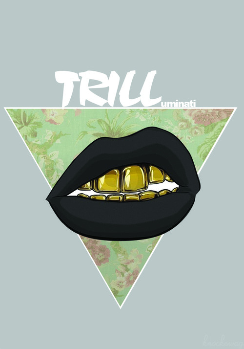 Trill Girl Wallpaper Trilluminati Tumblr