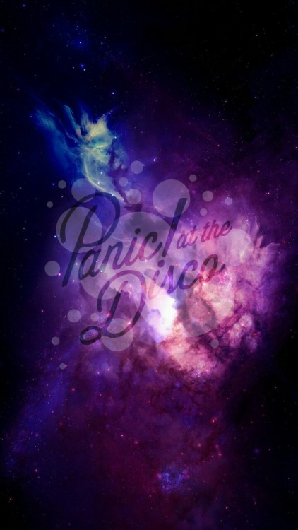 Fall Out Boy Wallpaper Android Panic At The Disco Logo Tumblr