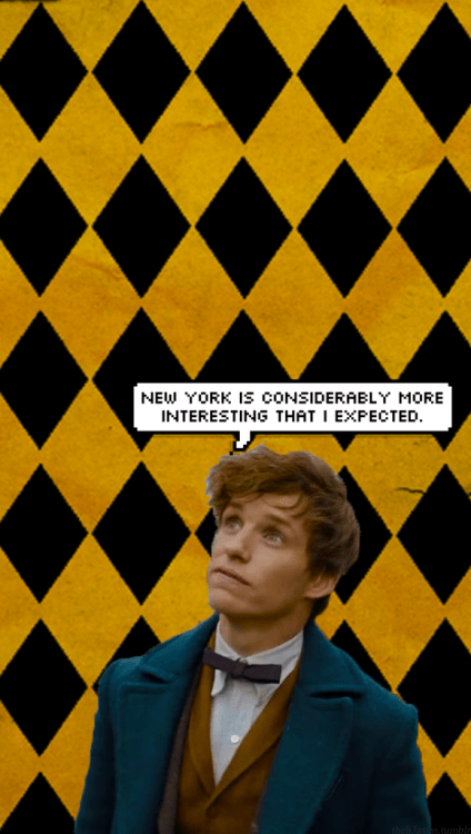 Sirius Black Quotes Wallpaper Newt Scamander Wallpaper Tumblr