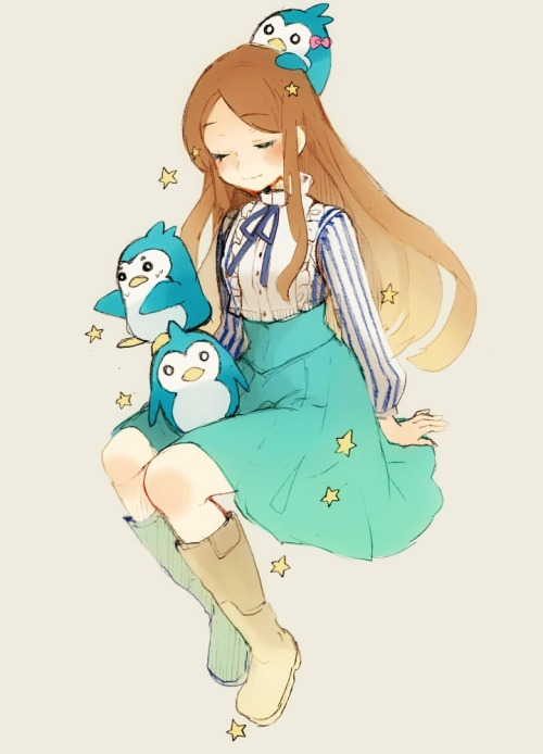 Boy N Girl In Love Wallpaper Mawaru Penguindrum Tumblr
