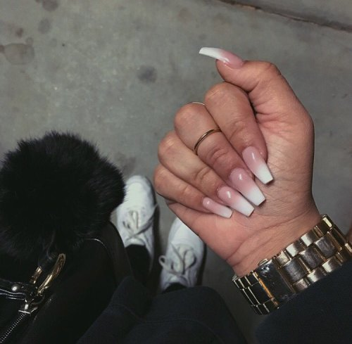 Pullover Vs Pullover White Nails Tumblr