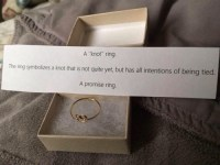 promise ring on Tumblr