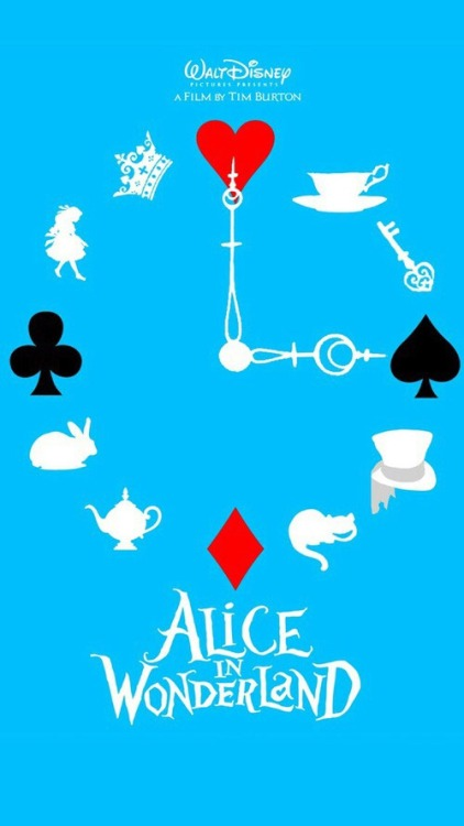 Mad Hatter Quote Wallpaper Lockscreen Alice In Wonderland Tumblr