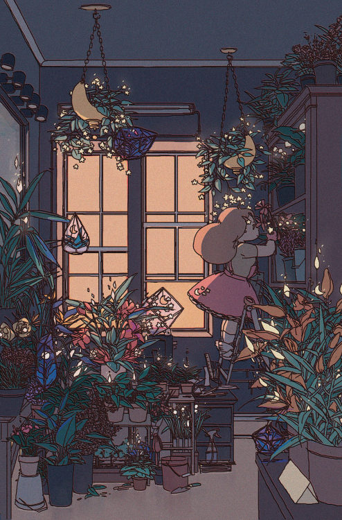 Artsy Wallpaper Modern Girl Bee And Puppycat Tumblr
