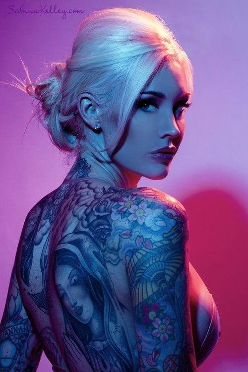 Inked Girl Hd Wallpaper Sabina Kelley On Tumblr