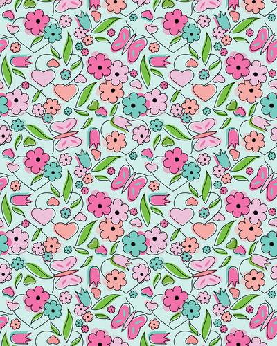 Wallpaper Girl Pink Iphone Fondos Lindos Tumblr