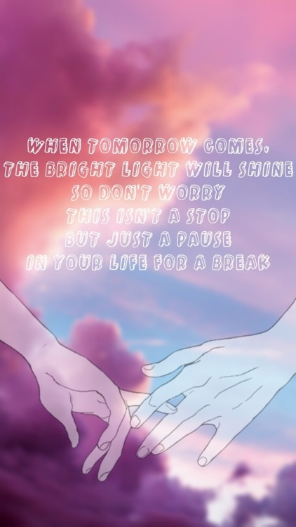 Background Wallpaper Quote Bts Song Quote Tumblr