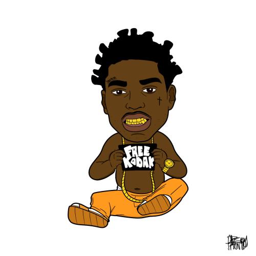 Animated Nba Wallpapers Cartoon Rappers Tumblr