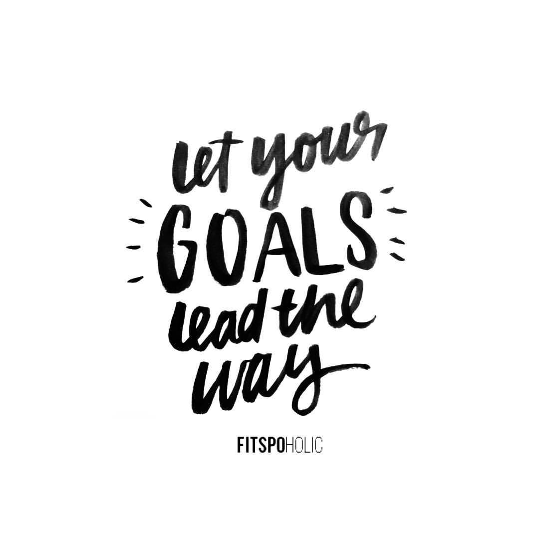 Comfort Zone Motivational Quotes Wallpaper Fitspoholic Let Your Goals Lead The Way ️ Happy Monday