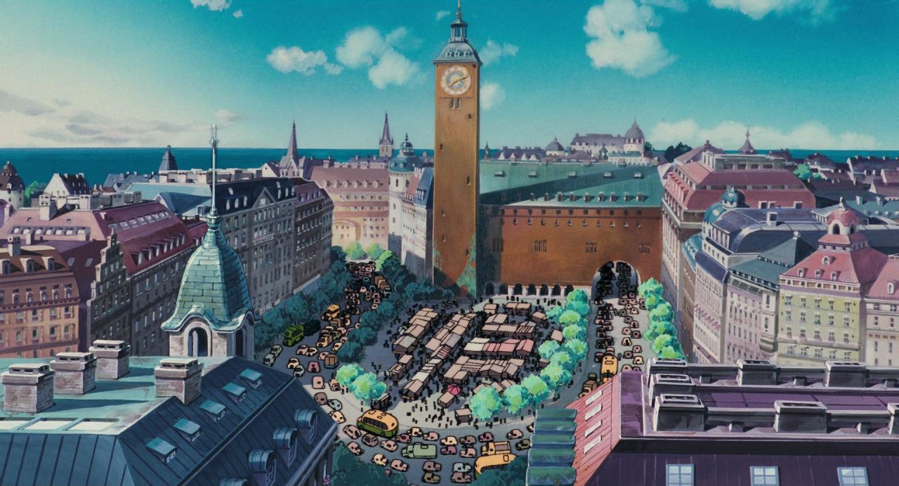 Cute Totoro Wallpaper Studio Ghibli