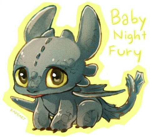 Dragon Toothless Cute Wallpaper Chimuelo Tumblr