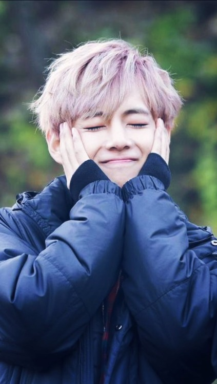 Cute Bts Wallpapers V Taehyung Aegyo Tumblr
