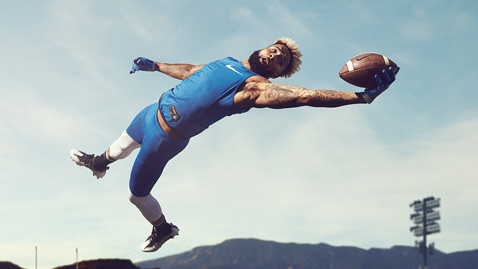 Odell Beckham Jr Wallpaper Hd Nike Football New Summer 2016 Campaignphotographed By