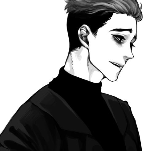 Anime Emo Boy Wallpaper Killing Stalking Tumblr