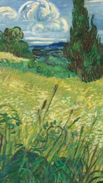 Monet Iphone Wallpaper Van Gogh Lockscreen Tumblr