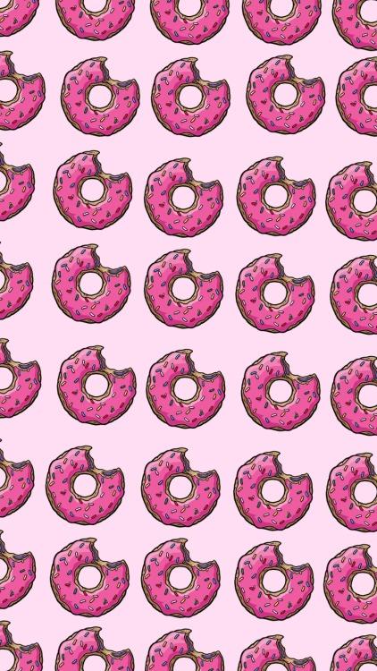 Cute Alien Iphone Wallpaper Donut Wallpaper Tumblr