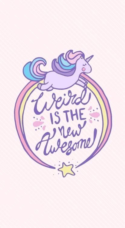 Cute Alien Wallpaper Iphone Unicorn Lockscreen Tumblr