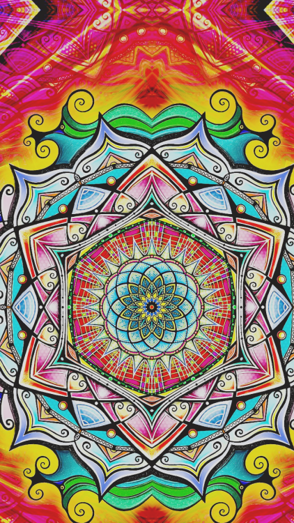 Mandala Wallpaper Iphone 6 Mandalas Wallpapers Tumblr