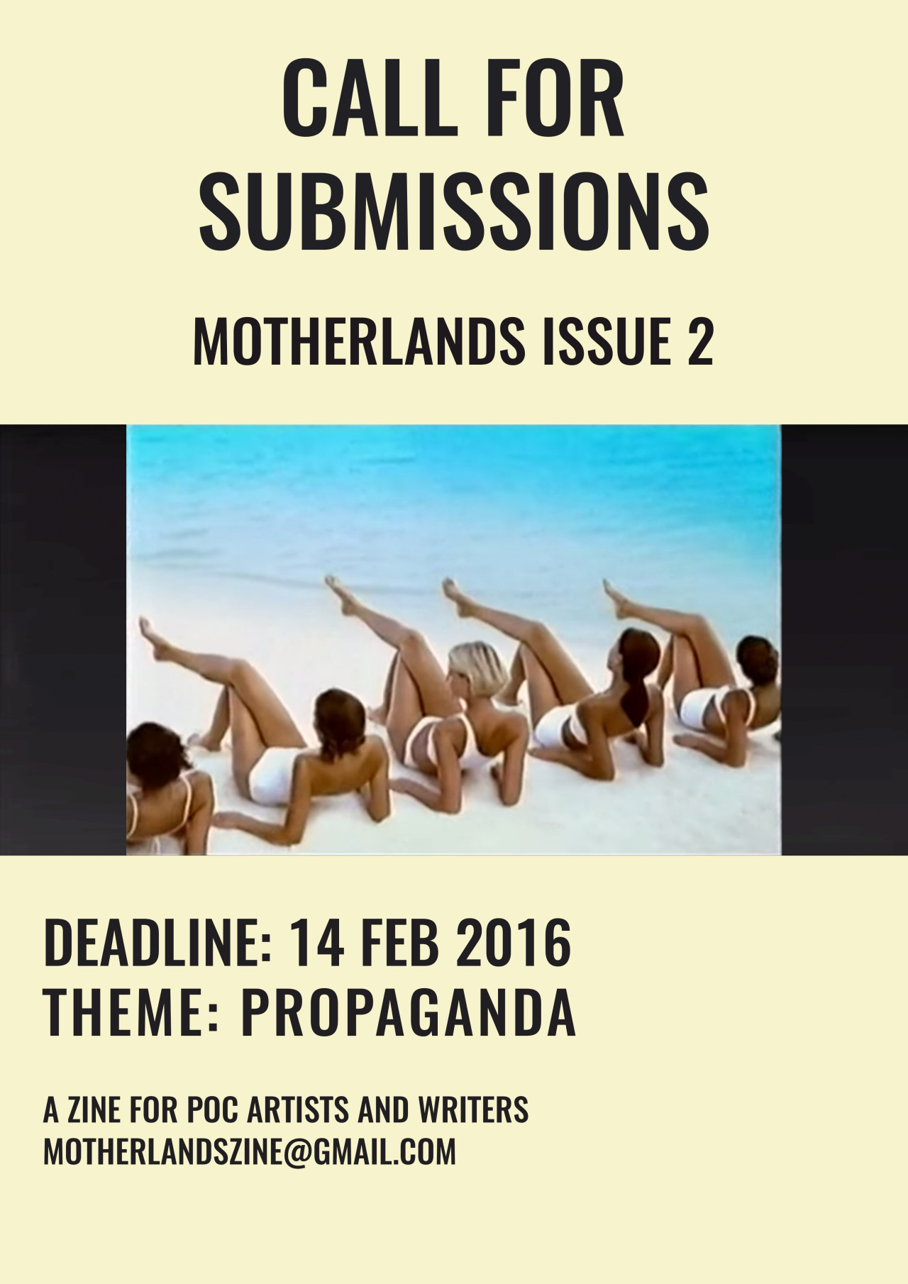 Motherlands motherlands an independent arts zine for and by people of colour and is