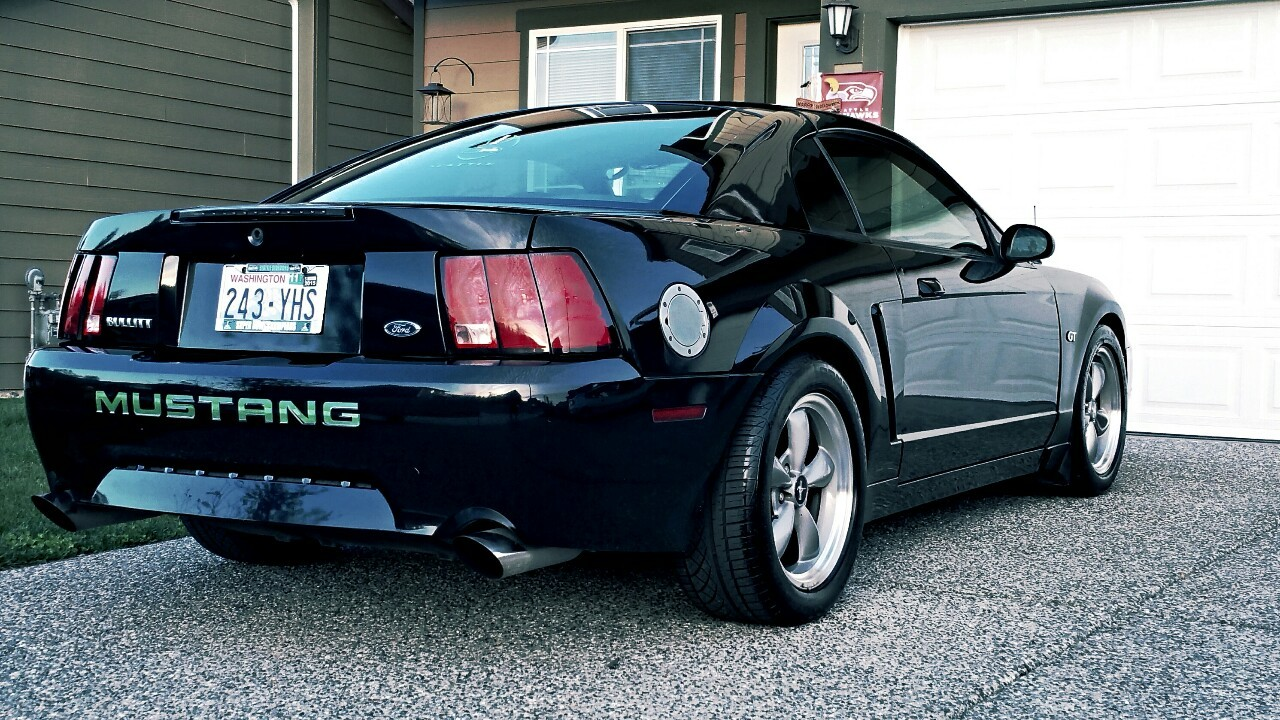 2001 Bullitt Yes please summit more of my favorite car 😍