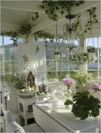 shabby chic porch | Tumblr