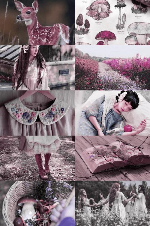 Fall Collage Wallpaper Mori Girl On Tumblr