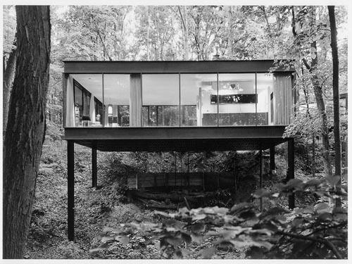 miragemagazine:  The Frye House