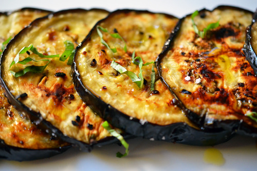 Broiled Zucchini Or Eggplant Nom Nom Paleor