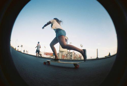 Skateboard Girl Wallpaper Longboard Girls On Tumblr