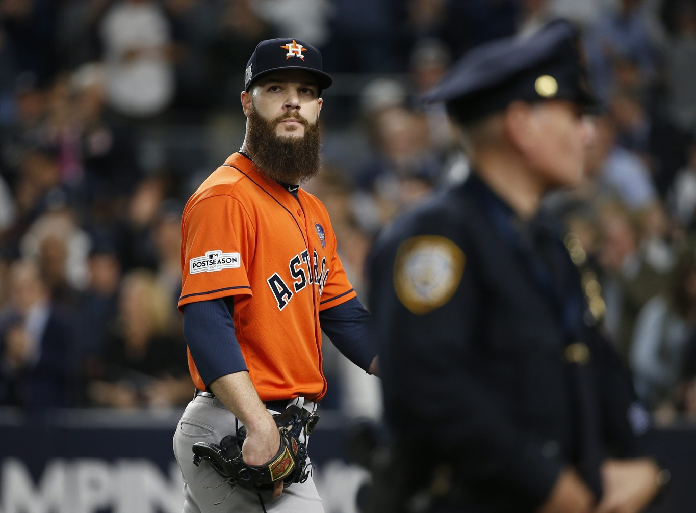Tanaka Yankees Top Keuchel Astros 5 For 3 2 Lead In Alcs 680 News