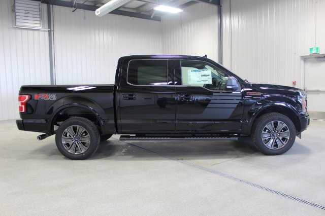 New 2018 Ford F 150 Xlt Sport Special Edition Crew Cab