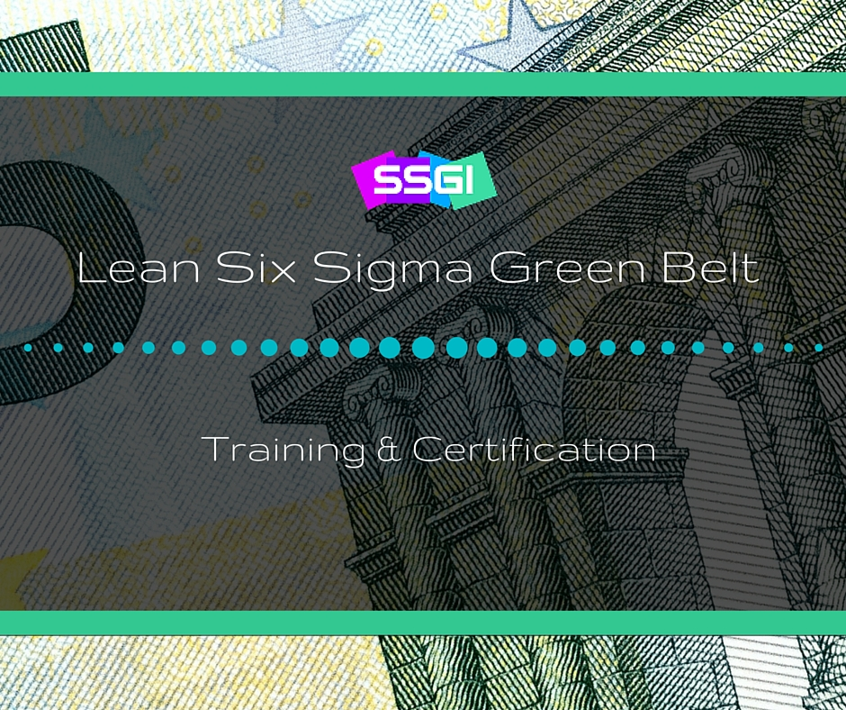 Lean Six Sigma Training & Certification