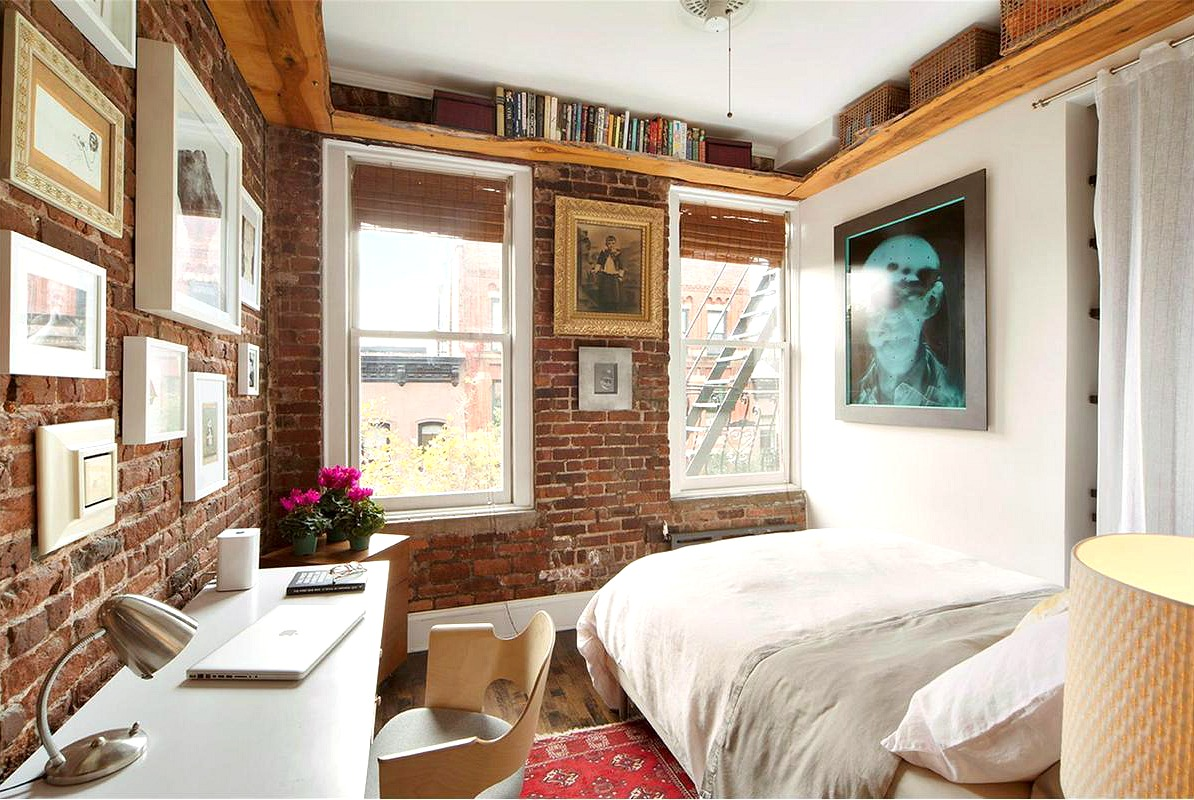 Two Floor Apartment Nyc 721 000 West Village Apartment Has A Cozy Floorplan With