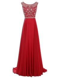 Formal Dresses, Dark Red Prom Dresses,quinceanera Dresses ...