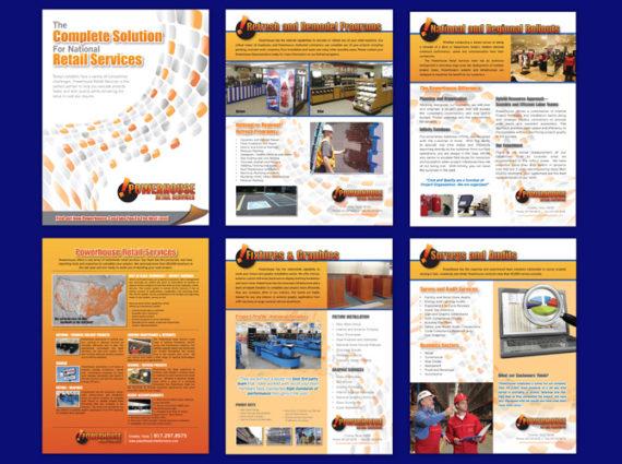 Flyers + One Sheets Seven Thirteen Creative, Inc - web flyer