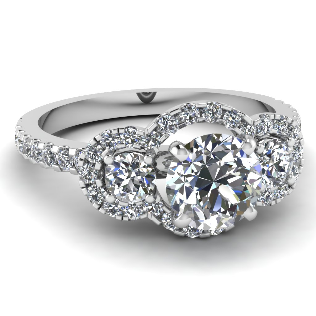 Big Engagement Ring Inspiration big diamond wedding rings