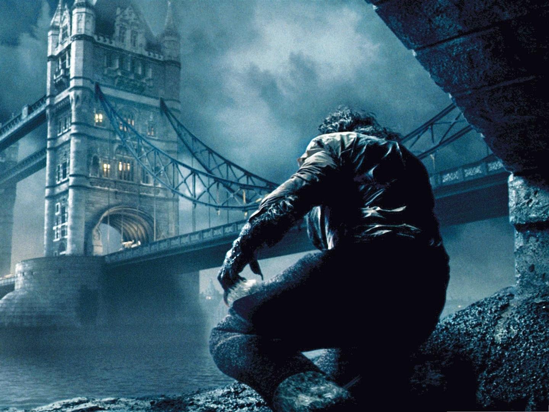 Archangel Michael Hd Wallpaper Hd Free Film Post The Wolfman Under The Bridge 1440x1080