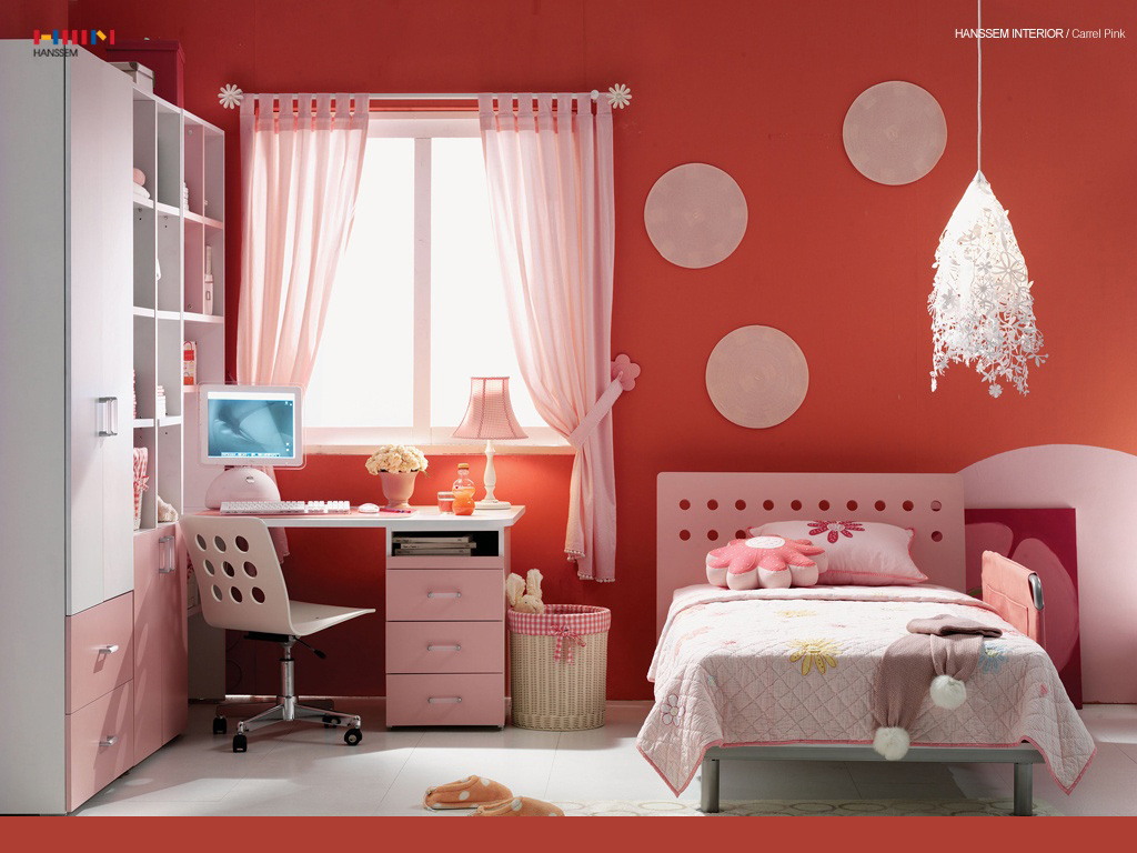 Pretty Girls Bedrooms Beautiful Girl Free Wallpaper World Part 4
