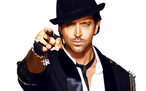 wallpaper of Indian movie star:Hrithik Roshan ,click to download